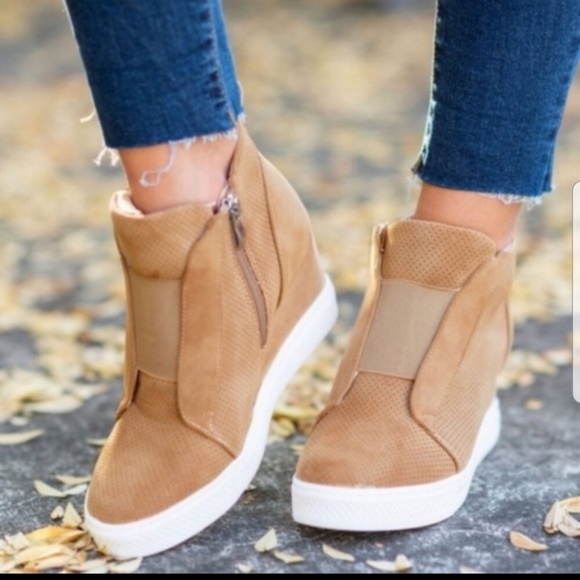 CCOCCI Shoes | Wedge Sneakers | Poshmark